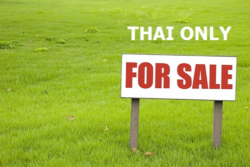Thailands Ombudsmen Propose Harsh New Laws for Foreign Land Ownership