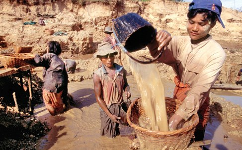 the issue of child labor in africa When the seminal legislation the fair labor standards act was passed in 1938, it  exempted agriculture from its extensive labor protections, including child labor.
