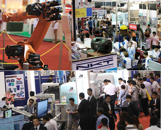Manufacturing Expo 2012 – June 21-24, 2012 in Bangkok
