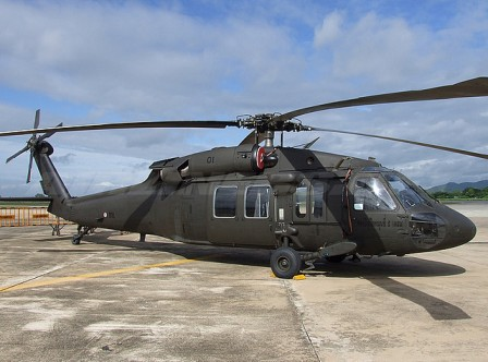 Thailand Inks Deal for 2 New UH-60M Black Hawk Tactical Transport Helicopters