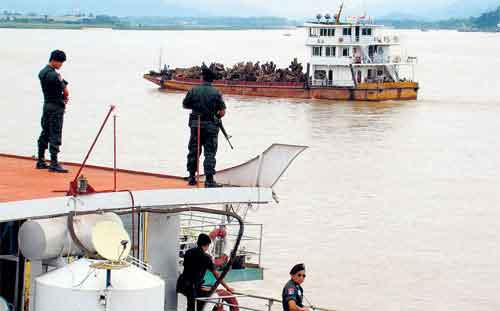 Naw Kham Admits to the Killing of 13 Chinese Sailors on the Mekong