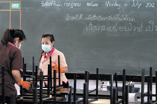 Concerns over HFMD Virus Causes Schools Closure