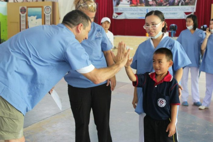 Brands Brings Dental Services to ChiangRai Villages