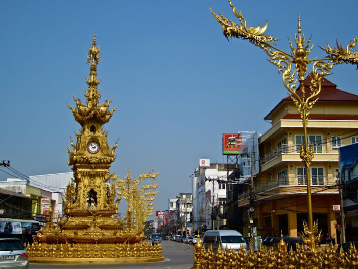 Chiangrai And The Golden Triangle