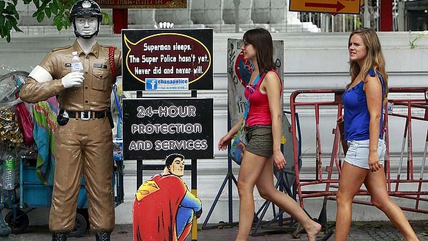 Thailand Tourism – Greed for Money over Tourists Safety?