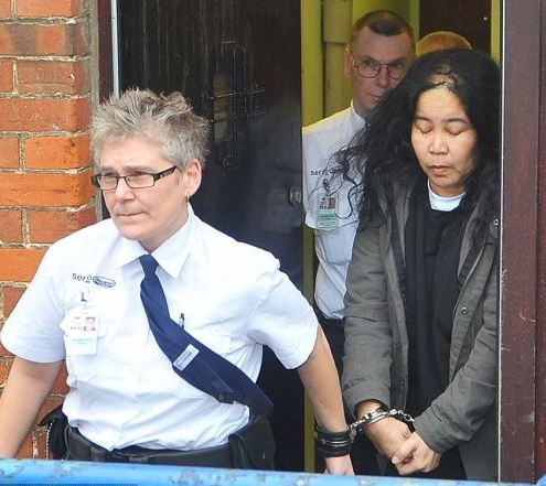 Pensioner Beaten to Death by His Younger Thai Lover in UK
