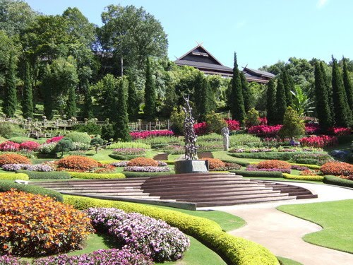 Doi Tung Redefines Tourism in Chiang Rai Province