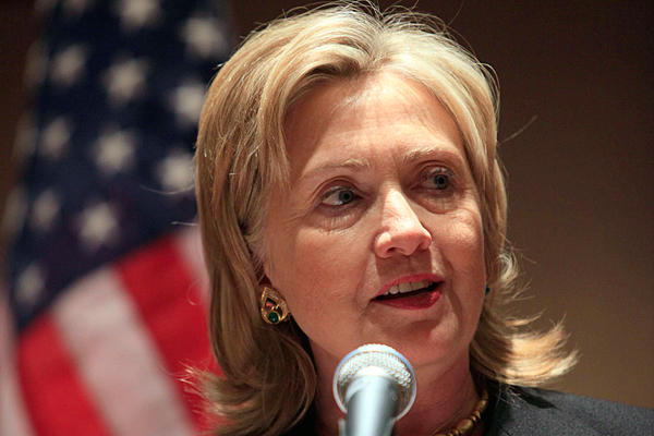 Hillary Clinton the First Top US Diplomat to Visit Laos in 57 years