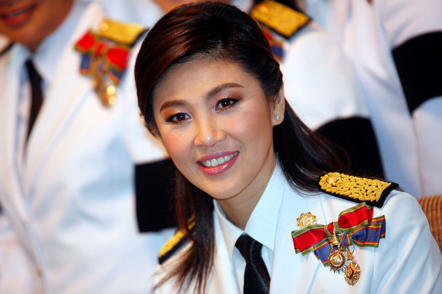 Yingluck Shinawatra's Puea Thai Party at Risk over Constitution