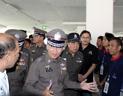 "Police Chiefs Meet to Create ""Phuket Model"" for Public Safety"