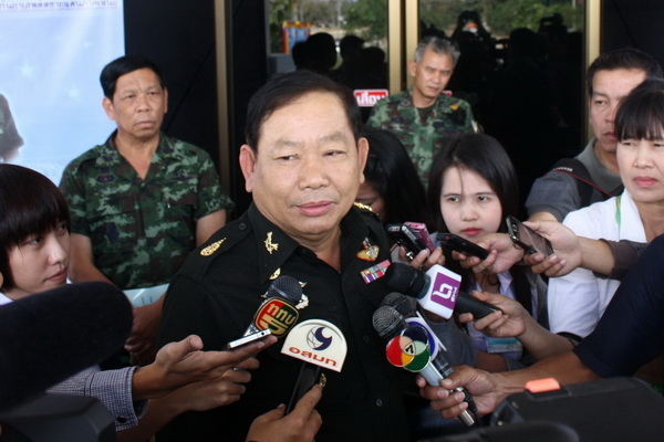ChiangRai's Third Army Concerned about Boarder Talks with Myanmar