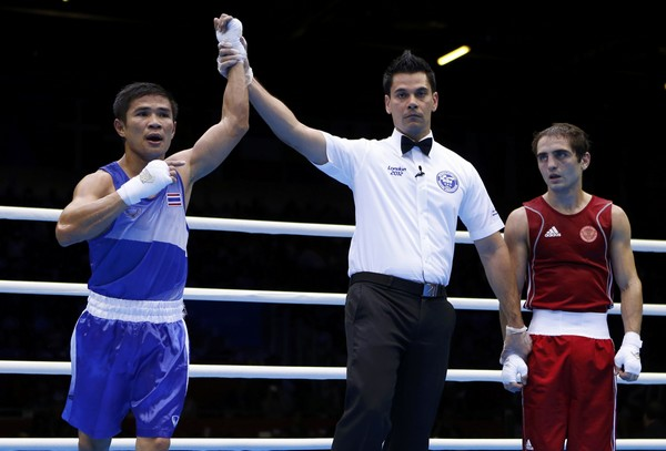 Thailand's Kaeo Pongprayoon will Fight for Olympic Gold