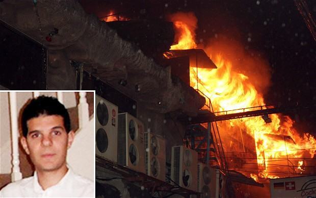 Michael Pio Tzouvanni From UK Confirmed Dead in Fire