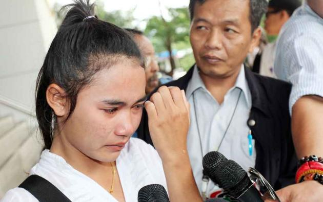 Inquest Points Finger at Thai Army over Taxi Drivers Death