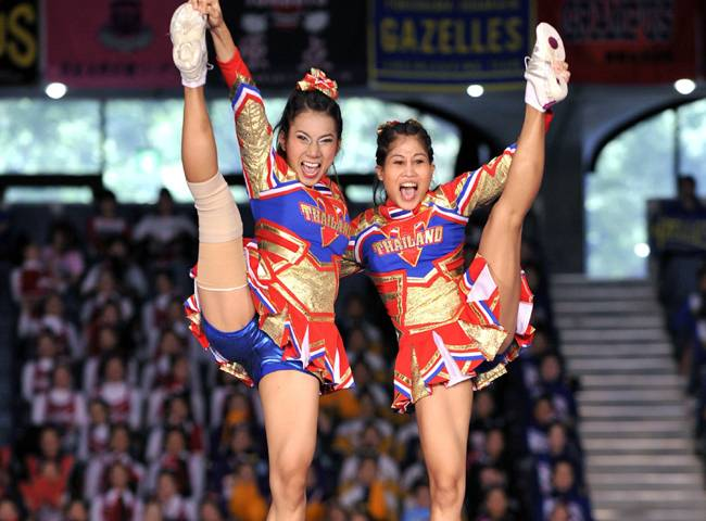 Thailand to Host World Cheerleading Championships in 2013