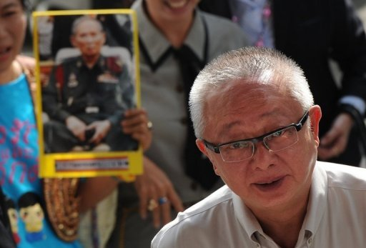 Thai 'Yellow Shirt' Founder Cleared of Lese Majeste Charges