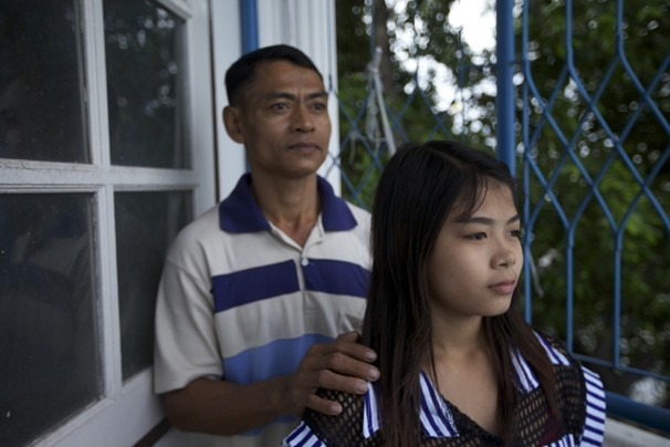Labor Abuses Alleged in Thailand's Shrimp Industry
