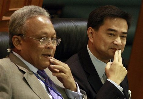 Fingers pointed at Abhisit and Suthep over 2010 Protest Murders