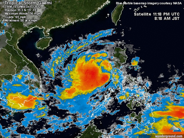 Thailand's Northeast, East and Central Regions Warned of Heavy Rains
