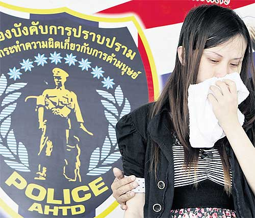 ChiangMai Woman deported by Japan for Human Trafficking