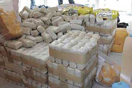 Police Seize More than 1.7 million Methamphetamine Pills from Northen Thailand