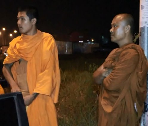 Senior Thai Monk Arrested for Possession and Use of Methamphetamine