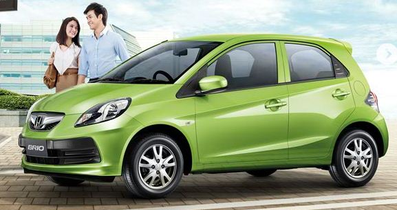 Honda Thailand Say's Brio Sedan is Coming Soon