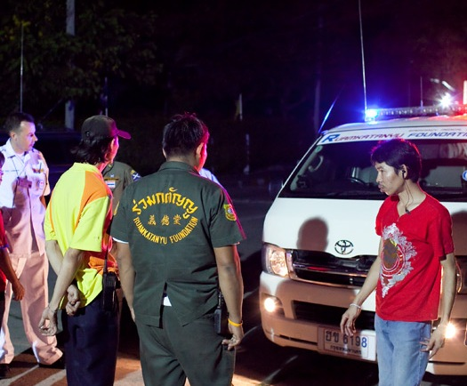 Russian Woman Killed Saving Her Child in Chonburi