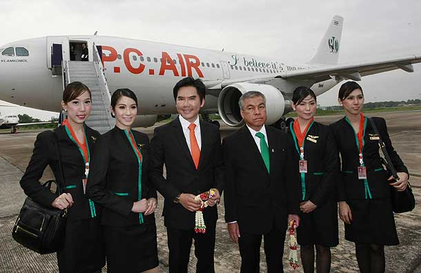 PC Air, Thai 'Transgender Airline' Grounded Over Finance Problems