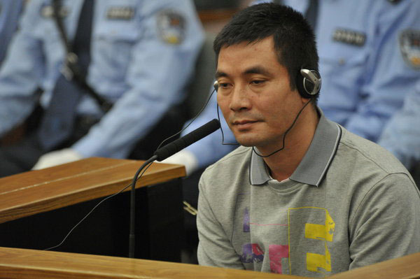 Naw Kham Handed Death Penalty for Killing 13 Chinese Sailors