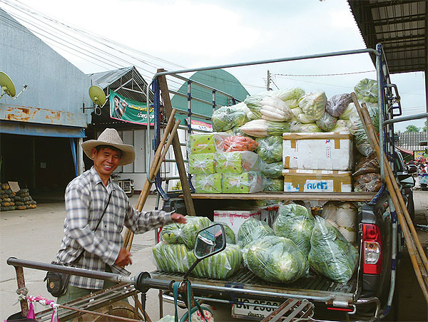 Chiangrai's R3A Highway bringing China's Produce to Thailand
