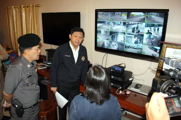 Chiangrai Police Step up Fight Against Drugs