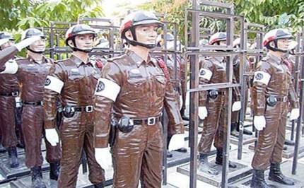 Thailand to Introduce Smarter Police Manikins