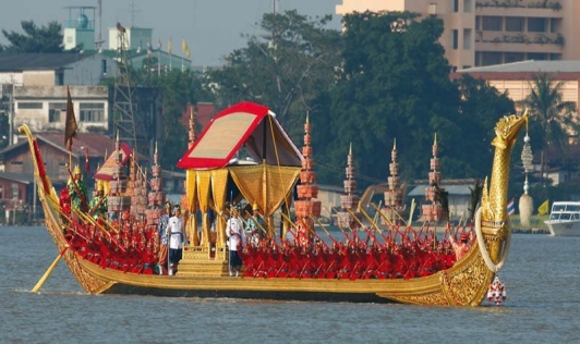 Magnificent Royal Barge Procession once again on November 9th