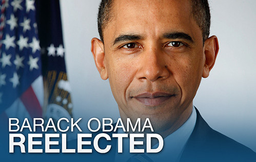 america s re election of barack obama as Barack obama: african-american voa learning english presents america's presidents official portrait of president barack obama in the oval office, dec 6, 2012 today we are talking abou.