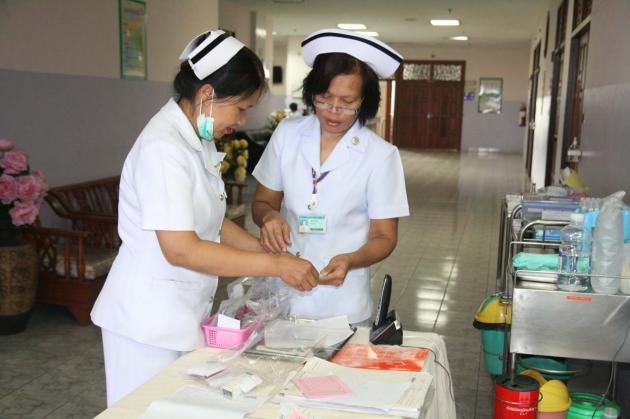 Thailand's Health Workers to get Upgrade