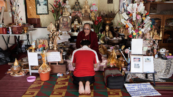 Monks Losing Relevance as Thailand Grows Richer