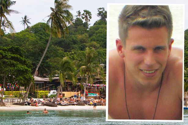 New Year Party Gone Bad, Young British Man Stephen Ashton Killed by Stray Bullet