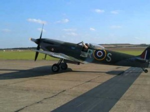 World War II Spitfire planes in Myanmar