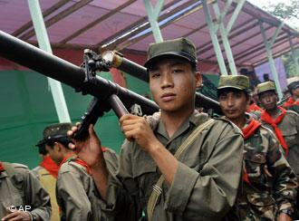 he Shan State Army is one of the biggest rebel armies in Myanmar