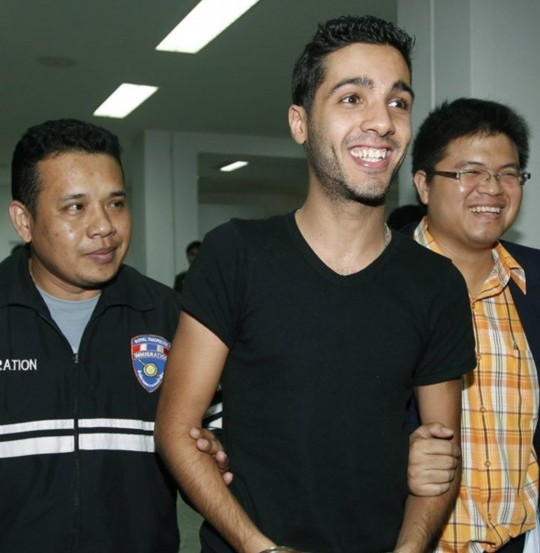 He's said to have made a fortune hacking banks and financial companies, but after his arrest in Bangkok, no one is saying exactly what laws Hamza Bendelladj has broken