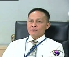 Sukhum Opasnipat, deputy secretary general of the Office of Narcotics Control Board