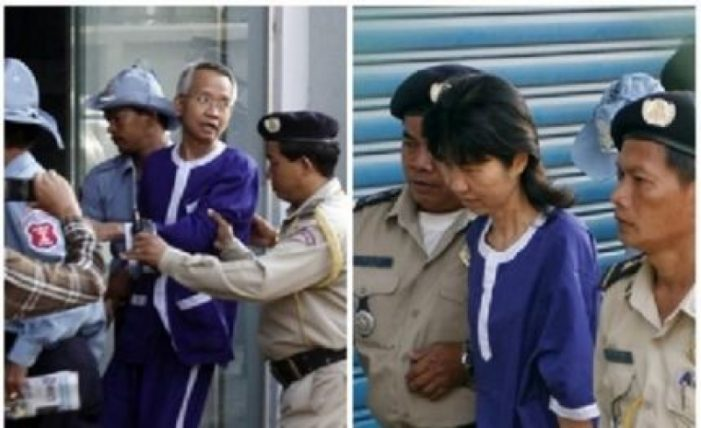 Cambodia Grants Amnesty, Reducing Jail Terms for Two Thai Activists