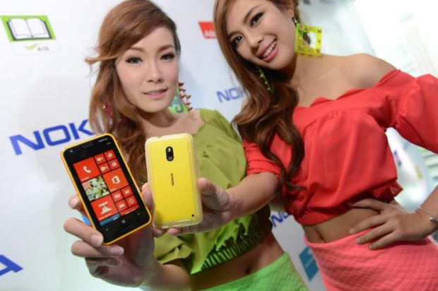 Nokia has launched what I think will be their most successful Windows Phone, the Nokia Lumia 620, in Thailand.