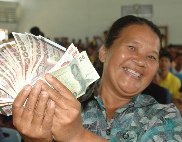 The Implementation of the 300-Baht Daily Minimum Wage