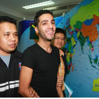 Thai Immigration Arrest Hacker Wanted by the FBI