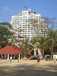 Andaman Beach Suites Hotel is located in Patong Beach