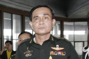"Anyone found to be involved -- especially soldiers -- will be prosecuted, expelled and charged with a criminal offence,"" army chief Prayuth Chan-ocha said."