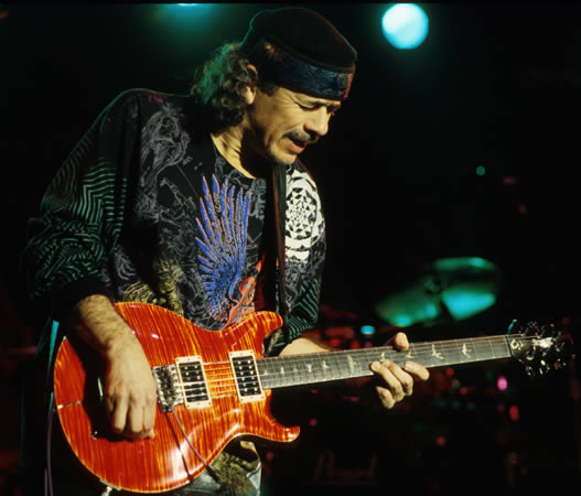 Carlos Santana Returns to Thailand