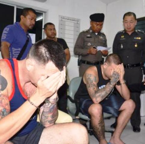 Australian's arrested in Phuket after Shooting German Tourists